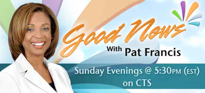 Good News With Dr Pat Francis